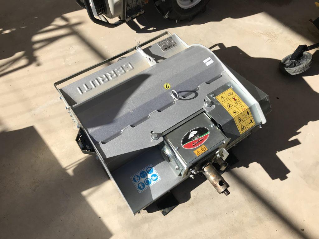Cerruti trinciatrice per motocoltivatore l sconfienza srl for Motocoltivatore con trincia usato